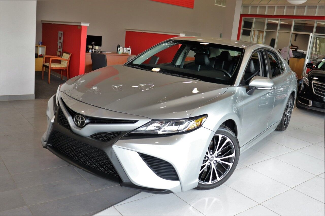 2018 Toyota Camry SE Convenience Package Backup Camera Springfield NJ