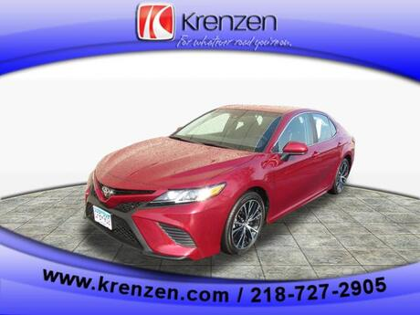 2018 Toyota Camry SE Duluth MN