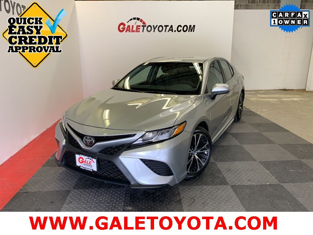 2018 Toyota Camry SE Enfield CT