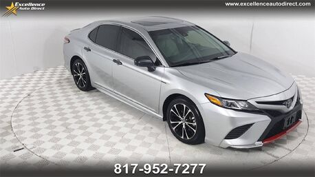 2018_Toyota_Camry_SE_ Euless TX
