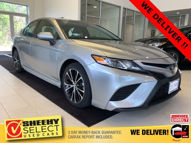 2018 Toyota Camry SE Annapolis MD