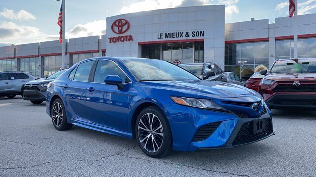 2018 Toyota Camry SE Green Bay WI