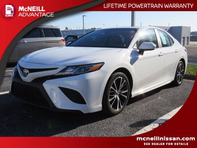 2018 Toyota Camry SE High Point NC