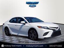 2018_Toyota_Camry_SE_ Miami FL
