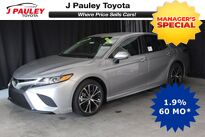 Toyota Camry SE Model Year Closeout! 2018