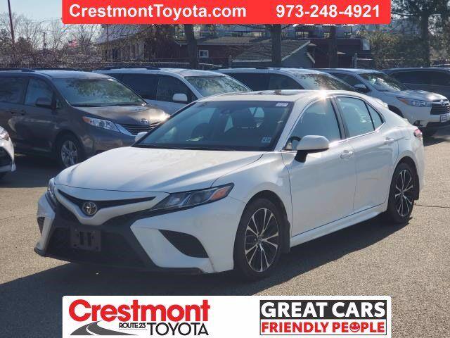 2018 Toyota Camry SE Pompton Plains NJ