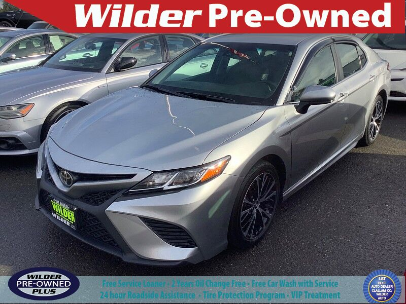 2018 Toyota Camry SE Port Angeles WA