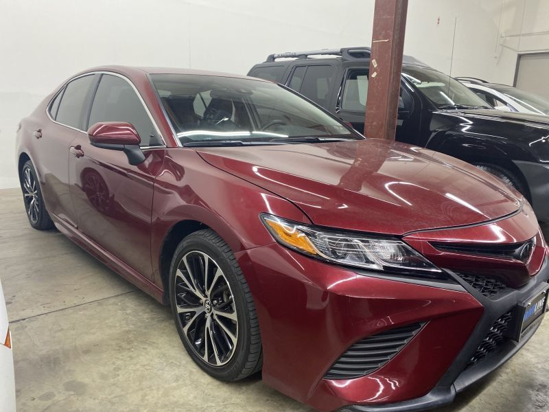 2018 Toyota Camry SE SUNROOF, NAVI, LEATHER, AND MUCH MORE!!! Carrollton TX