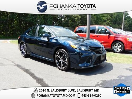 2018_Toyota_Camry_SE_ Salisbury MD