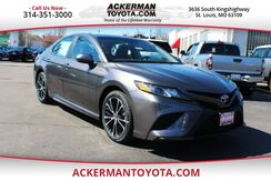 2018_Toyota_Camry_SE_ St. Louis MO
