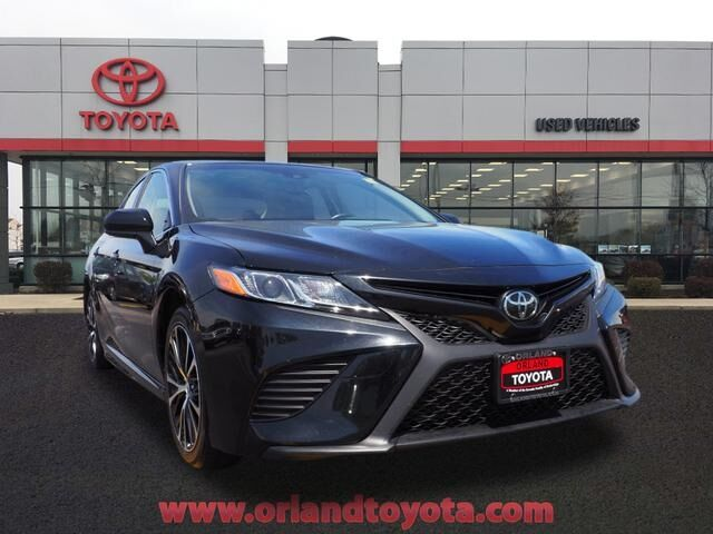 2018 Toyota Camry SE Tinley Park IL