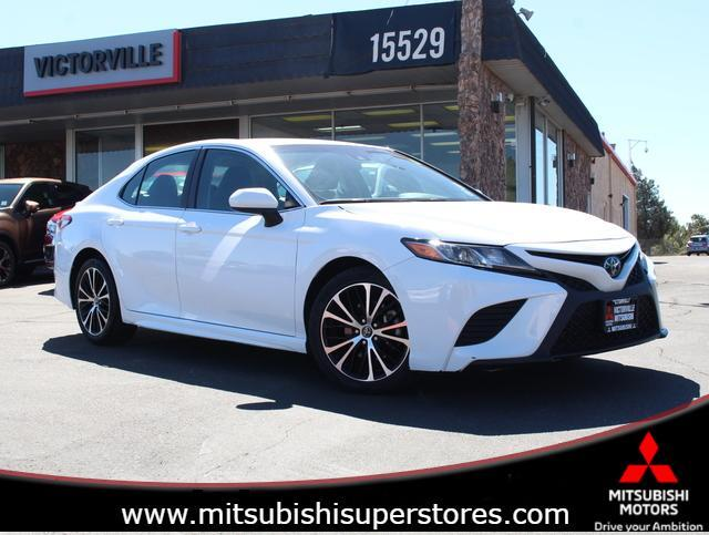 2018 Toyota Camry SE Victorville CA