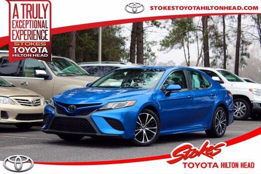 2018_Toyota_Camry_SE_ Aiken SC