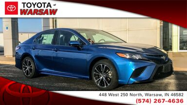 2018_Toyota_Camry_SE_ Warsaw IN