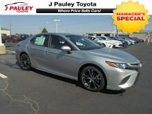 2018_Toyota_Camry_SE_ Fort Smith AR