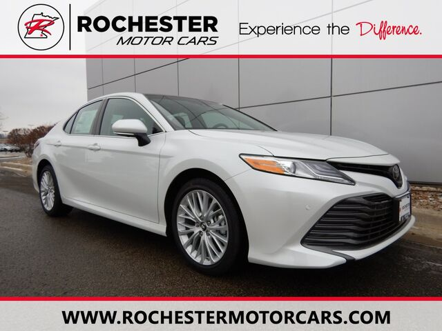 Toyota Rochester Mn >> 2018 Toyota Camry Xle Se Rochester Mn 21497698
