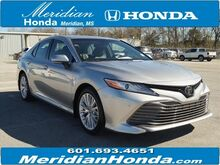 2018_Toyota_Camry_XLE Auto_ Meridian MS