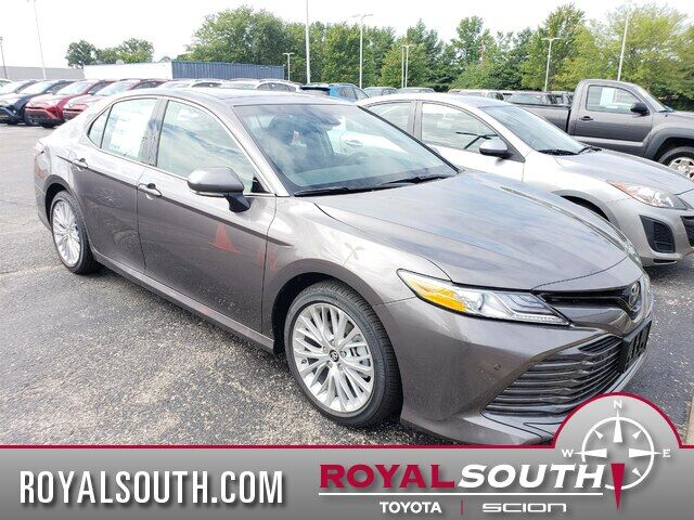 2018 Toyota Camry XLE Bloomington IN