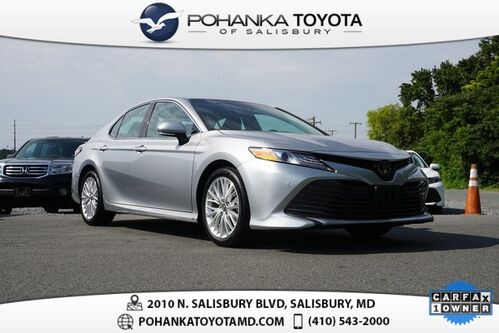 2018_Toyota_Camry_XLE CERTIFIED_ Salisbury MD