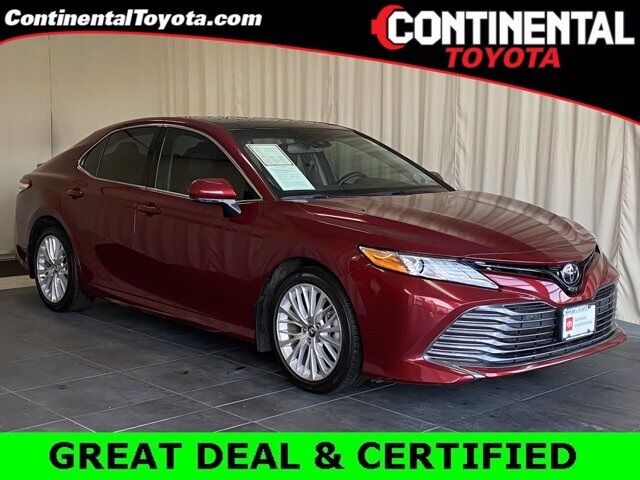 2018 Toyota Camry XLE Chicago IL