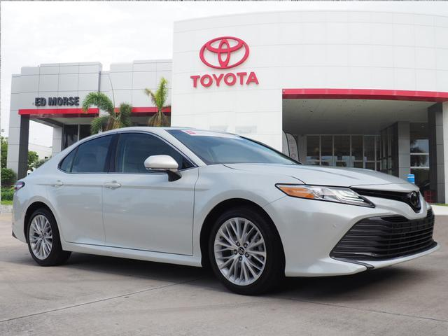 2018 Toyota Camry XLE Delray Beach FL