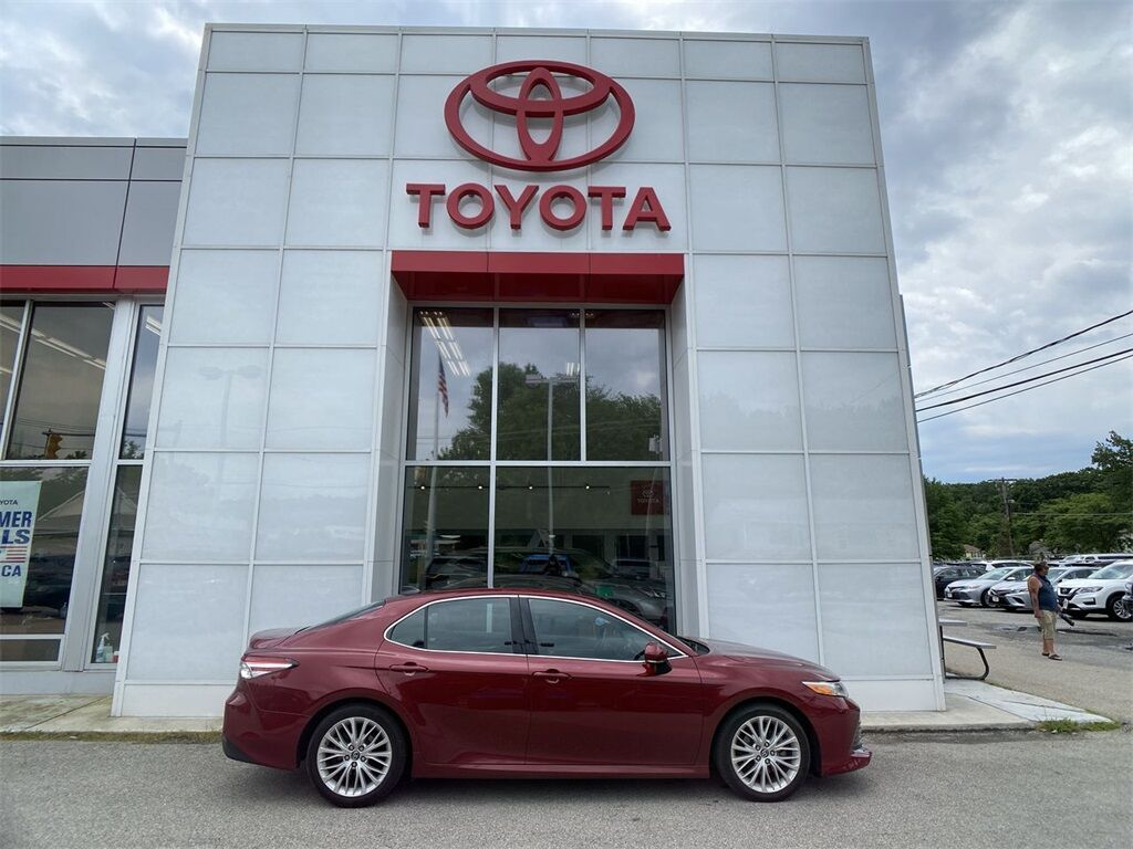 2018 Toyota Camry XLE Dudley MA