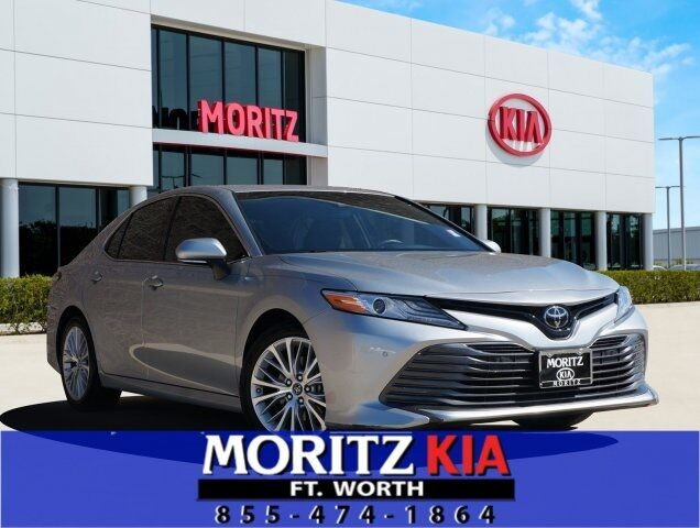 2018 Toyota Camry XLE Fort Worth TX