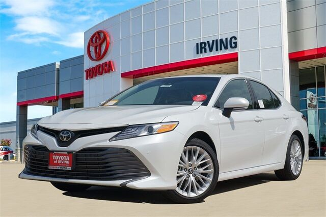 2018 Toyota Camry XLE Irving TX