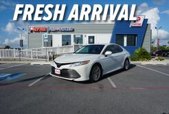 2018_Toyota_Camry_XLE_ Mission TX