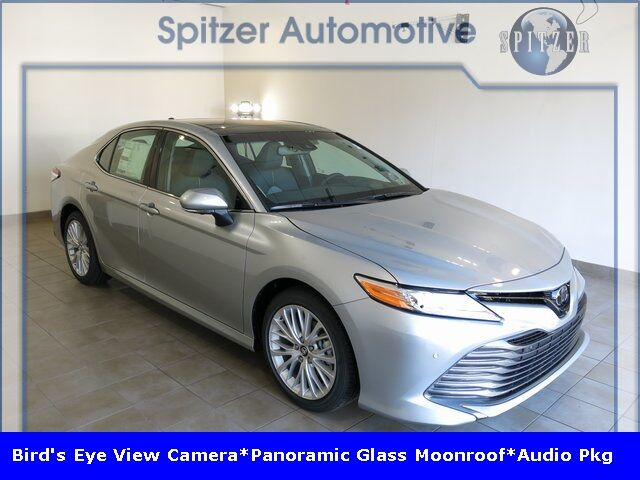 2018 Toyota Camry XLE Monroeville PA