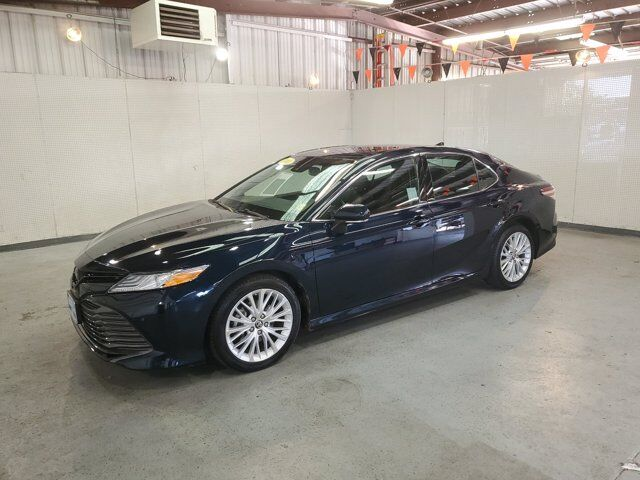 2018 Toyota Camry XLE Oroville CA