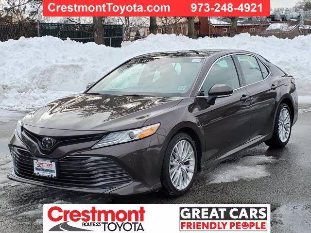 2018 Toyota Camry XLE Pompton Plains NJ