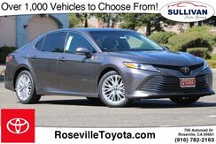 2018_Toyota_Camry_XLE_ Roseville CA