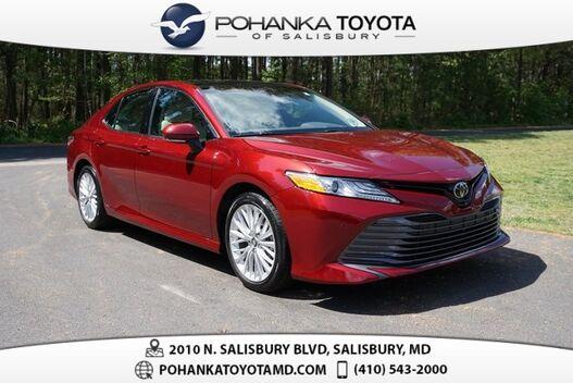 2018_Toyota_Camry_XLE_ Salisbury MD