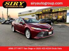 2018_Toyota_Camry_XLE_ San Diego CA