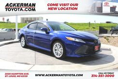 2018_Toyota_Camry_XLE_ St. Louis MO