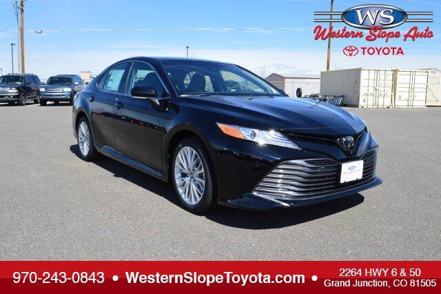 2018 Toyota Camry XLE V6 Grand Junction CO