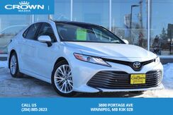 2018_Toyota_Camry_XLE V6 *Local Vehicle *Low Km *360 Camera_ Winnipeg MB
