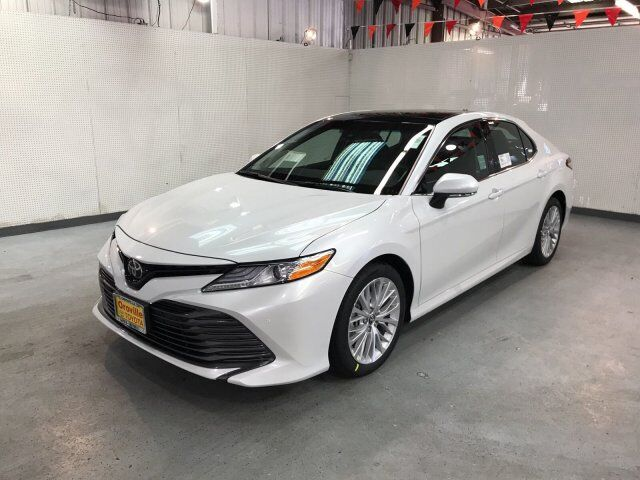 2018 Toyota Camry XLE V6 Oroville CA