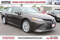 2018_Toyota_Camry_XLE V6_ St. Louis MO
