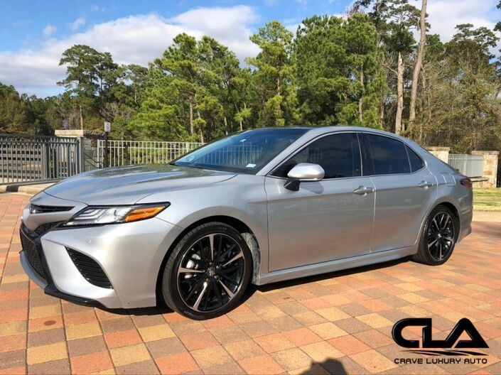 2018 Toyota Camry XLE V6 The Woodlands TX