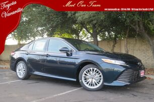 2018 Toyota Camry XLE V6 Vacaville CA