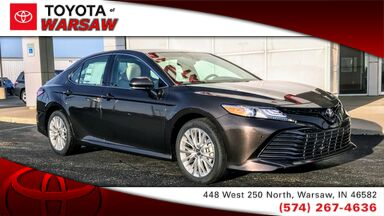 2018_Toyota_Camry_XLE V6_ Warsaw IN