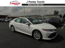 2018_Toyota_Camry_XLE V6_ Fort Smith AR