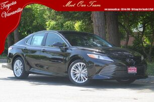 2018 Toyota Camry XLE Vacaville CA