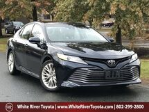2018 Toyota Camry XLE White River Junction VT