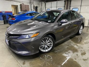 2018_Toyota_Camry_XLE_ Worcester MA
