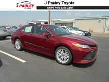 2018_Toyota_Camry_XLE_ Fort Smith AR