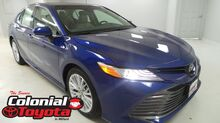 2018_Toyota_Camry_XLE_ Milford CT