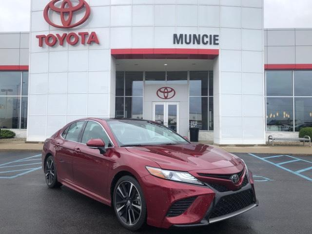 2018 Toyota Camry XSE Auto Muncie IN